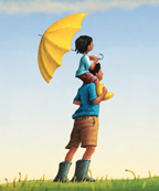 Matt de la Peña and Loren Long  Talk about 'Love'